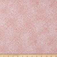 Benartex Cat-I-tude 2 PurrFect Together Tonal Squares Light Pink