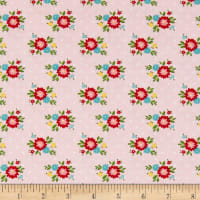 Simple Goodness Floral Pink