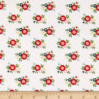 Simple Goodness Floral White