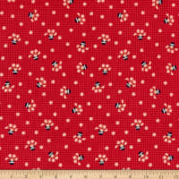 Penny Rose Gretel Gingham Red