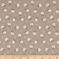 Farm Girl Vintage Daisy Gray
