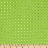 Farm Girl Vintage Calico Green