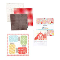Riley Blake Farm Girl Vintage Vintage Yes You Can Table Runner Kit