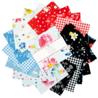 "Penny Rose Fabrics-Afternoon Picnic 5"" Stacker, 42 Pcs."