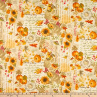 Songbook: Harvest Bouquet Beige