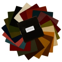 Wool Collection 10x10 precut pack 20 Pcs