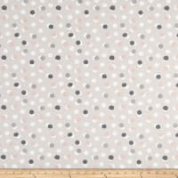 Premier Prints Free Dots French Grey