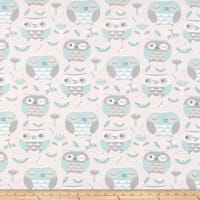 Premier Prints Owls English