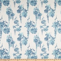 Premier Prints Modern Farmhouse Garden Slub Canvas Italian Denim
