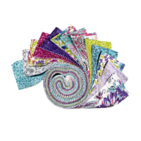 Clothworks Cassandra Strip Rolls, 52 pcs.