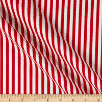 Anthology Fabrics Becolourful Stripes Red