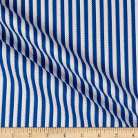 Anthology Fabrics Becolourful  Stripes Blue