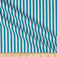 Anthology Fabrics Becolourful Stripes Teal