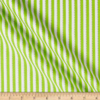 Anthology Fabrics Becolourful  Stripes Green