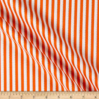 Anthology Fabrics Becolourful Stripes Orange