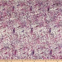 Anthology Batiks Topography Specialty Amethyst