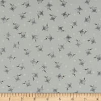 Whistler Studios Julia Cute Mice Grey