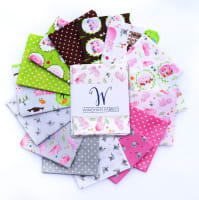 Windham Fabrics Julia Fat Quarter Bundle Multi