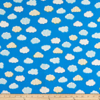 Windham Fabrics Bounce Clouds Blue
