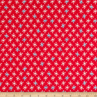 Windham Fabrics Bounce Jacks Red