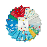 Windham Fabrics Bounce Fat Quarter Bundle Multi