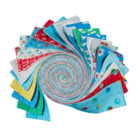 "Windham Fabrics Bounce 2.5"" Strips Multi"