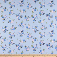 Whistler Studios Serenade Floral W/Stitches Sky