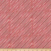 Windham Fabrics Holly Jolly Christmas Stripes Red