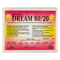 Quilters Dream 80/20 Natural Crib