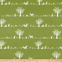 Birch Organic Storyboek Drie Forest Friends Moss