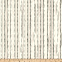 Ink & Arrow Sew What? Tape Measure Stripe Cream