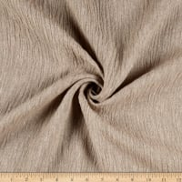 Puckered Linen Natural