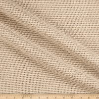100% Linen Waffle Weave Natural