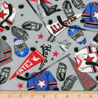 Mook Cotton Hockey Gear Grey