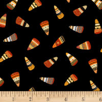 Cheekyville Candy Corn Black