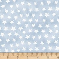 Heritage Usa Stars Light Blue