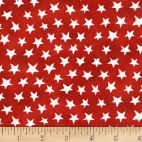 Heritage Usa Stars Red