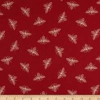 Andover Riviera Rose Bee Red