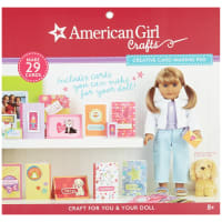 American Girl Creative Card Making Pad