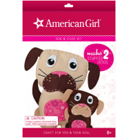 American Girl Dogs Sew Stuff Kit