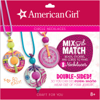 American Girl Circle Necklaces Kit