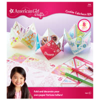 American Girl Cootie Catcher Kit