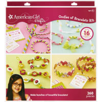 American Girl Oodles Of Bracelets Kit