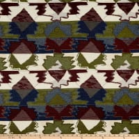 AMERICAN MADE Artistry Tribal Southwest Cameahwait Jacquard Jewel