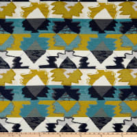 AMERICAN MADE Artistry Tribal Southwest Cameahwait Jacquard Surf