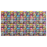 Crazy for Cats Kitty Warhol Multi