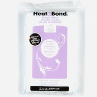 "Heat'n Bond 3339 Fusible Fleece High Loft  White   20"" x 1 yard package"