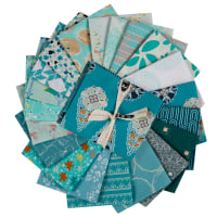 Art Gallery Exclusive Bundle 20 Fat Quarters Turquoise