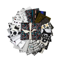 Art Gallery Exclusive Bundle 20 Half Yards Black & White