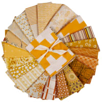 Art Gallery Exclusive Bundle 20 Half Yards Yellow